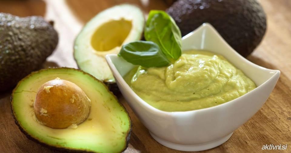 Соусы из авокадо рецепты простые